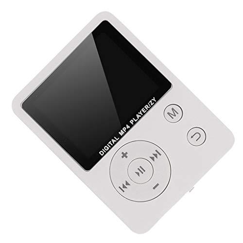 teng hong hui Reproductor de MP3 3.5mm Puerto de Auriculares Player MP4 Player Radio O Grabación Música Reproducción Dispositivo 1.8