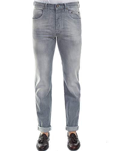 SIVIGLIA E1P0/23M2S429/9001 C Jeans Hombre gris luminoso (ral 7035) 29