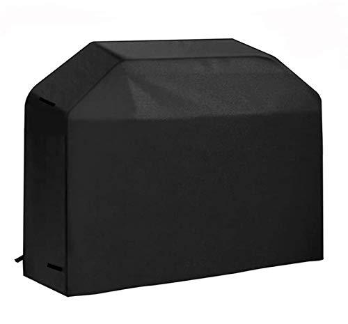 F Fellie Cover Funda para Barbacoa Impermeable, 600D Funda Protectora para BBQ Grill de Jardin, Cubierta de Barbacoa Resistente al Desgarro Anti Viento/UV