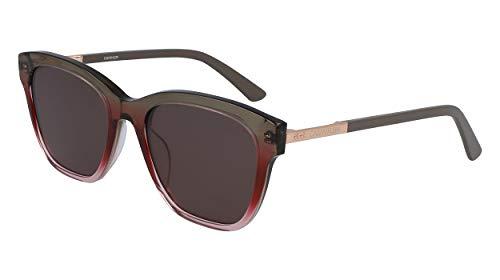 Calvin Klein 271 - Gafas de sol cuadradas para mujer, 55 mm, 19 mm, 140 mm