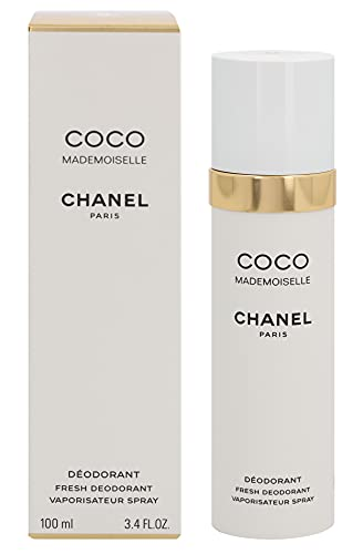 Chanel Coco Mademoiselle Women, Fresh Deodorant, 1er Pack (1 x 100 ml)