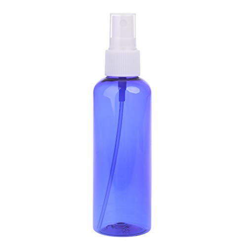 ruiruiNIE 30ml-100ml Plastik nachfüllbare Pump Lotion Flasche Reise Kosmetikbehälter Colo Lotion Flasche Tiefblau