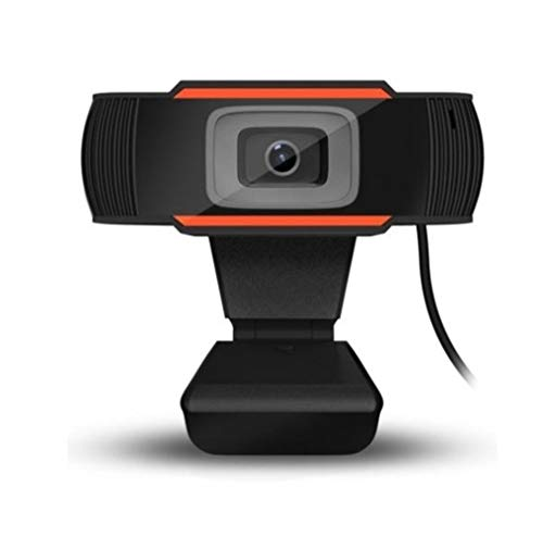30 Degrees rotatable 2.0 HD Webcam 1080p USB Camera Video Recording Web Camera with Microphone for PC Computer Webcam YSJ