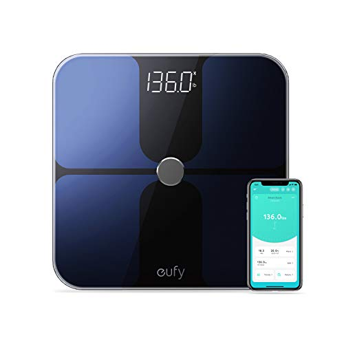 eufy by Anker, Smart Scale with Bluetooth, Body...
