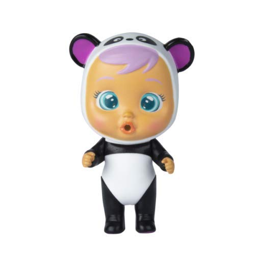 loco by crazy shoes Cry Babies Magic Tears Bambola in Capsula 937 Tutti i Personaggi IMC Toys (Pandy)