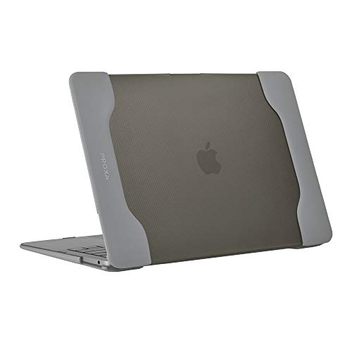 PROXA MacBook Air Retina 13 inch Case Released 2018 & 2019 & 2020, Vigor Series, Hardshell Case Cover for MacBook Air 13 inch 2018 & 2019 & 2020, A1932/A2179- Space Grey