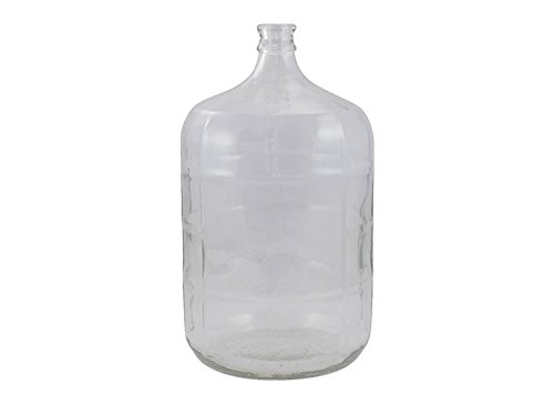 Italian Glass Carboy (5 Gallon)