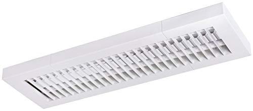 Star lumière LED grille Applique murale et plafonnier LED Office Dim 60 WHITE neutralwhite   LED Lave-vaisselle verbaut 25 W, 1500 lm Blanc neutre   20500079