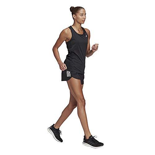 adidas GK5286 Own The Run Tan Canottiera Donna Black S