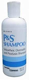 P & S Shampoo 8 oz