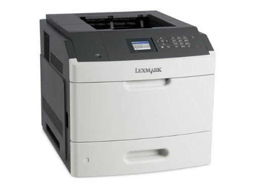Lexmark MS810dn 1200 x 1200 DPI A4 - Laser-Drucker (Laser, 1200 x 1200 DPI, A4, 650 Blätter, 55 Seiten pro Minute, Doppeltdruck)