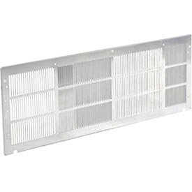 Wall Sleeve Grille forUniversal Packaged Terminal Air Conditioner PTAC , Stamped Aluminum