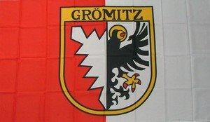 Flagge Fahne Grömitz 90x150cm