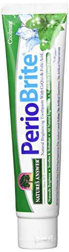 Natures Answer Perio Brite Toothpaste 113g