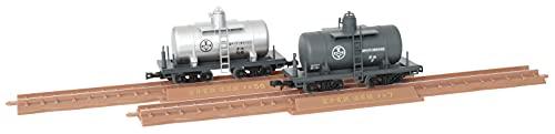 鉄道コレクション 鉄コレ ナローゲージ80 猫屋線 小型タンク貨車 2両セット ジオラマ用品 (メーカー初回受注限定生産)