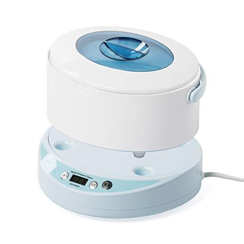 サンワダイレクト 超音波洗浄機 分離式 <給水簡単> タイマー機能 プラモデル 腕時計 メガネ アクセサリー 200-CD037