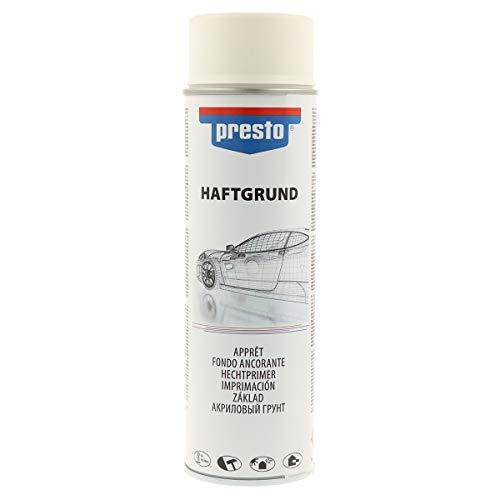 Presto 218200 Rallye-Spray, 500 ml, Haftgrund Weiss