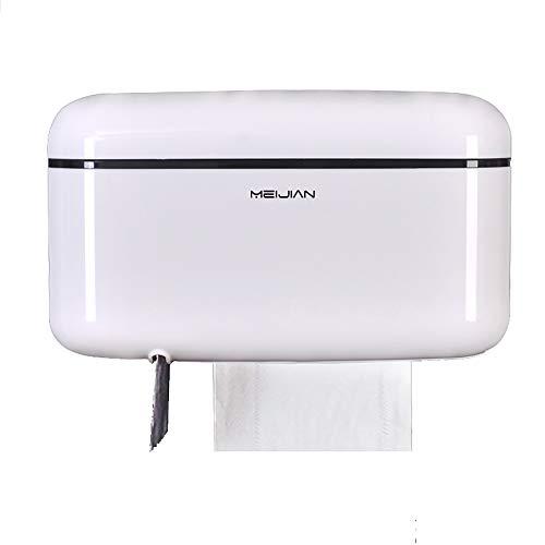 Keukenrolhouder voor keuken/badkamer/woonkamer kunststof