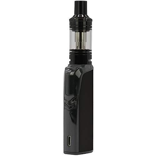 Vaptio Cosmo Kit 1500 mAh, Tankvolumen 2 ml, Riccardo e-Zigarette, schwarz