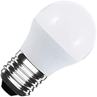 LEDKIA LIGHTING Bombilla LED E27 Casquillo Gordo G45 5W Blanco Neutro 4000K - 4500K