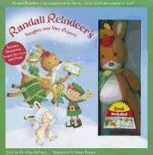 Randall Reindeer's Naughty and Nice Report [With Naughty/Nice Cards and Reindeer]