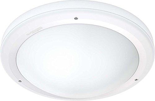 Steinel sensorlamp RS PRO 2000IP65SLAVE 2x26W ws plafond-/wandlamp 4007841663216