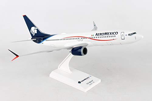 Daron Skymarks Aeromexico Boeing 737 Max8 1/130 SKR958