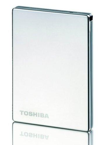 Toshiba pa4154e-1he0500GB 6,3cm Externe Golden Stahl-Festplatte