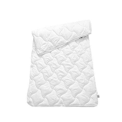 Schiesser 4-Jahreszeitendecke - zweiteilige Bettdecke für Allergiker geeignet