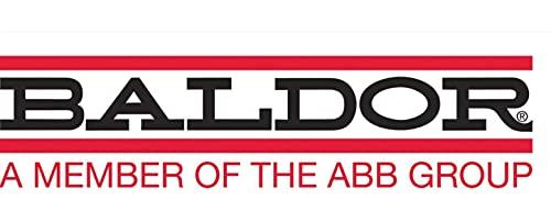 Baldor EM3615T General Purpose AC Motor, 3 Phase, 184T Frame, TEFC Enclosure, 5Hp Output, 1750rpm, 60Hz, 208-230/460V Voltage