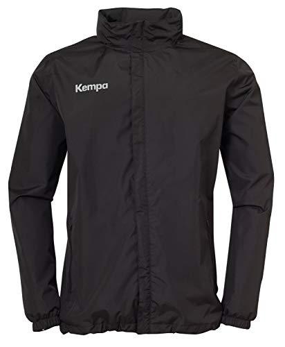 Kempa Herren CORE 2.0 Regenjacke Jacke, Schwarz, XL