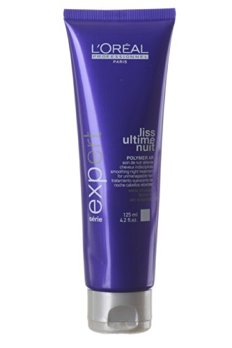 Loreal Serie Expert Liss Ultime Night Treatment 4.2 oz