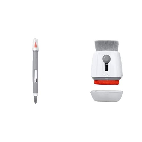 Oxo Good Grips Home Office Bundle with Electronics Cleaning Brush and Laptop Cleaner