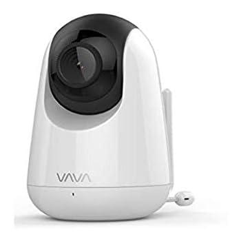 Zusätzliche Kameraeinheit für VAVA-Babyphone, 720p HD-Auflösung, einfaches Pairing, Nachtsicht, Scan-Ansicht
