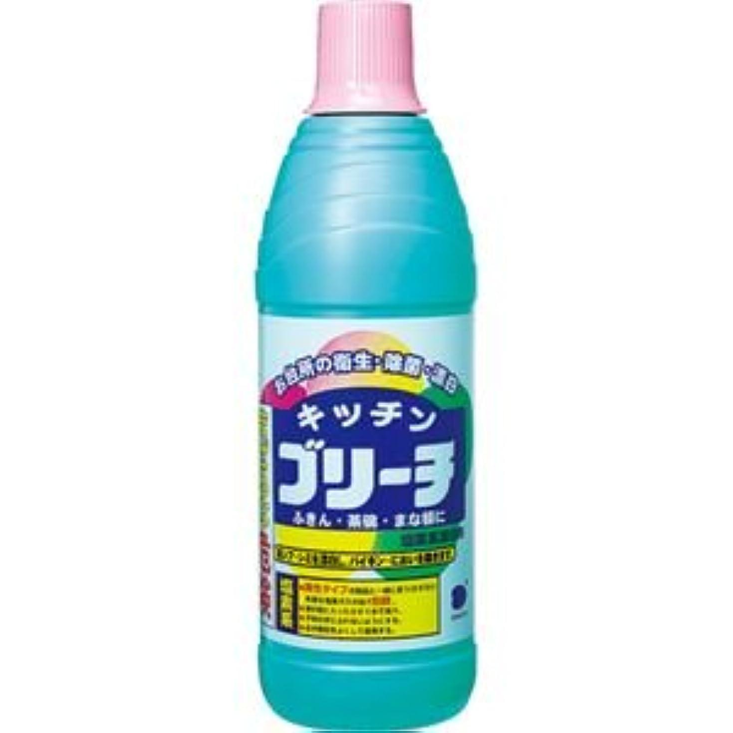 お酒切手満足できる(まとめ) 第一石鹸 キッチンブリーチ 600ml 1本 【×40セット】