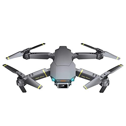 FMHCTN WiFi FPV Drone per Adulti Bambini, Gd89 PRO Nuovo UAV 4K Infrarossi Evitamento Ostacoli RC Drone Quadricottero con Telecamera Elettrica HD, Ritorno Automatico a Casa
