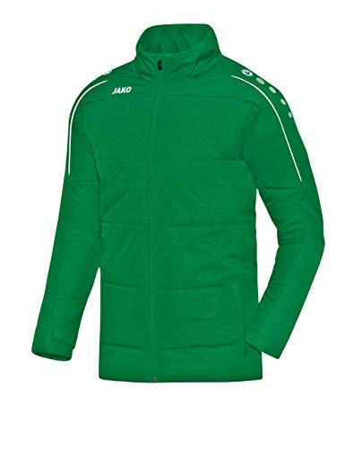 JAKO Coachjacke Classico, Größe:L, Farbe:sportgrün