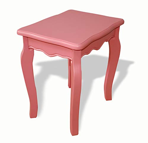 IMC Manufactoria houten kruk kruk oud-roze stoel stoel stoel goedkoop hout meditraan bank kinderen vrouw