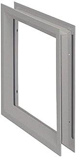 "National Guard Lfra1006X27 Window Frame Kit Steel 6"" x 27"""