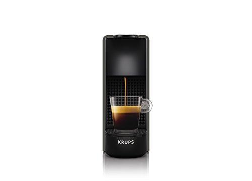 Nespresso von Krups Essenza Mini, 1200W, schwarz Essenza, Mini grau