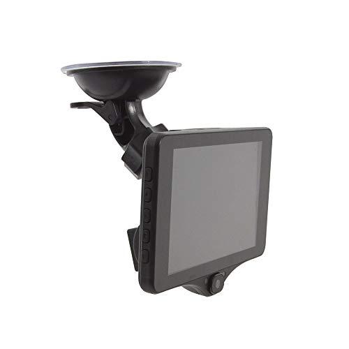 THANKO 前も車内もリアカメラも!3カメラ同時録画ドライブレコーダー THACAM3D  フルHD 液晶モニタ Gセンサー パーキングモード バックカメラ