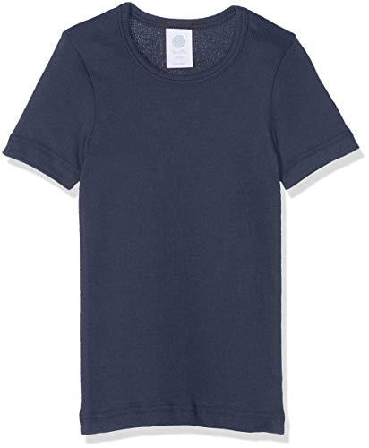 Sanetta Jungen 300100 Unterhemd, Blau (Neptun 50226), 164