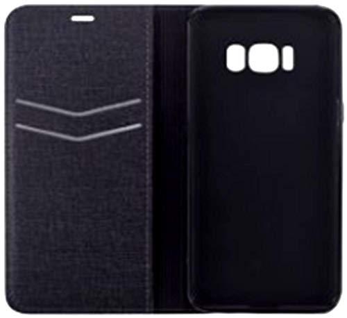 Funda Tipo Libro Flip Case para Huawei P8 Lite Negra