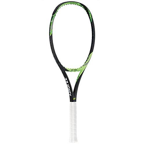 YONEX E-Zone 98 LG - Raqueta de tenis, color negro y verde (4)