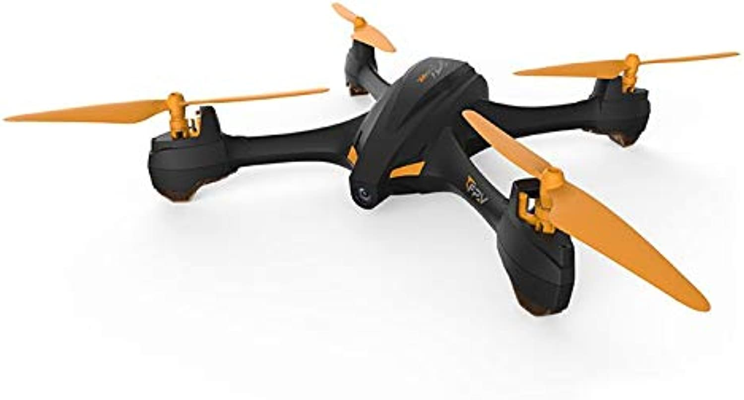 Generic Hubsan H507D GPS Drone with Carema Hubsan X4 Star 720P Camera 5.8G FPV Altitude Hold Follow Me Mode RC Quadcopter RTF Kids Toys Black