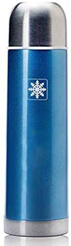 YYLVM Draagbare Mini Insulin Koelbox Voor Diabetische Organiseren Insulinsafe 72 uur Draagbare Geïsoleerde Beker Blauw