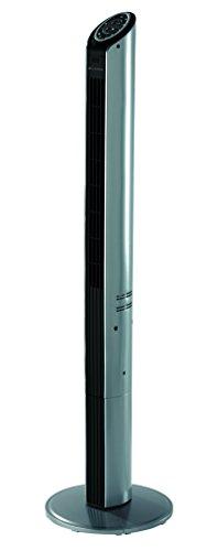 Bionaire BTF002X - Ventilador torre con mando a distancia, altura 120 cm