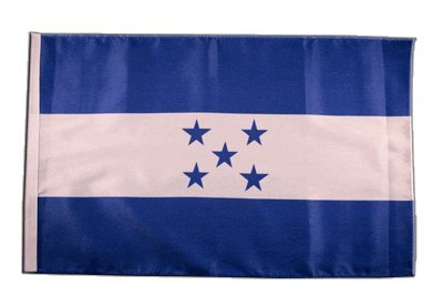 Fahne Flagge Honduras 30 x45 cm
