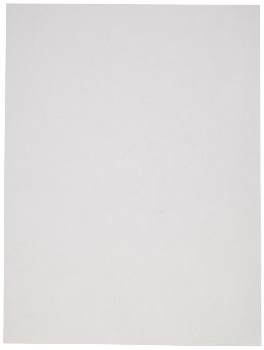Sax Sulphite Drawing Paper, 9 x 12 Inches, Extra-White, Pack of 500 - 053931