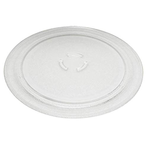 """Kitchen Aid Glass Turntable Tray / Plate 11-7/8"""" 4393799 by ERP"""